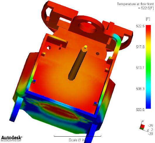 Avoid Molding Mistakes with Injection Molding Simulations