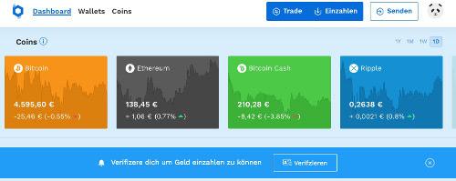 Bitcoins Kaufen Sofortüberweisung Ohne Verifizierung