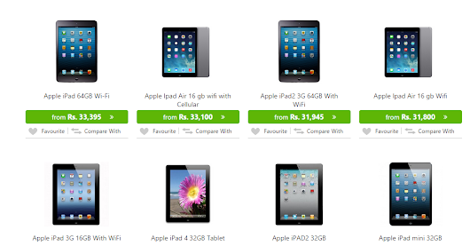 Apple Tablet – Compare and Get the Best Deal