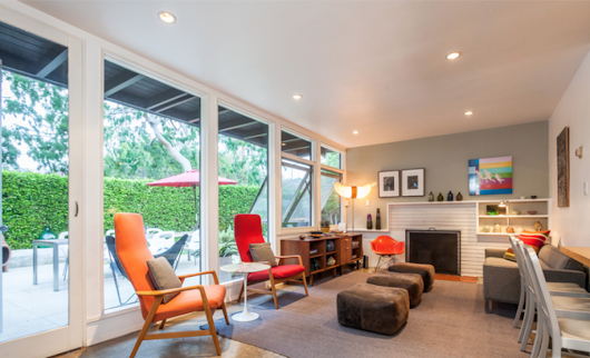 Top Property: Gregory Ain Mid-Century in Mar Vista