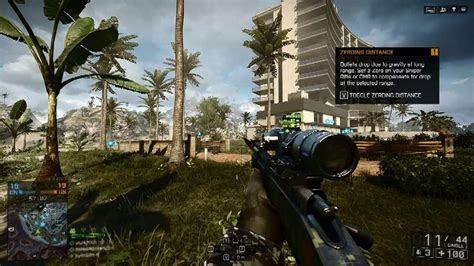 bf   ma sniping  hainan resort battlefield