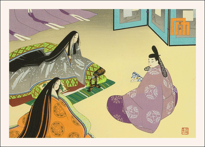Masao Ebina, The Tale of Genji