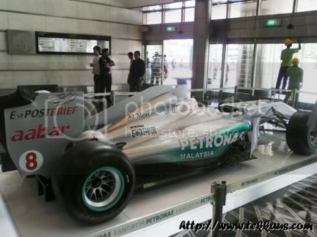 Petronas Malaysia Grandprix, KLCC
