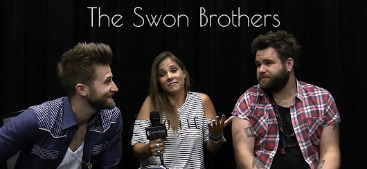 The Swon Brothers take CMA Fest 2017 by storm | Interviews & Reviews by Center Stage Magazine