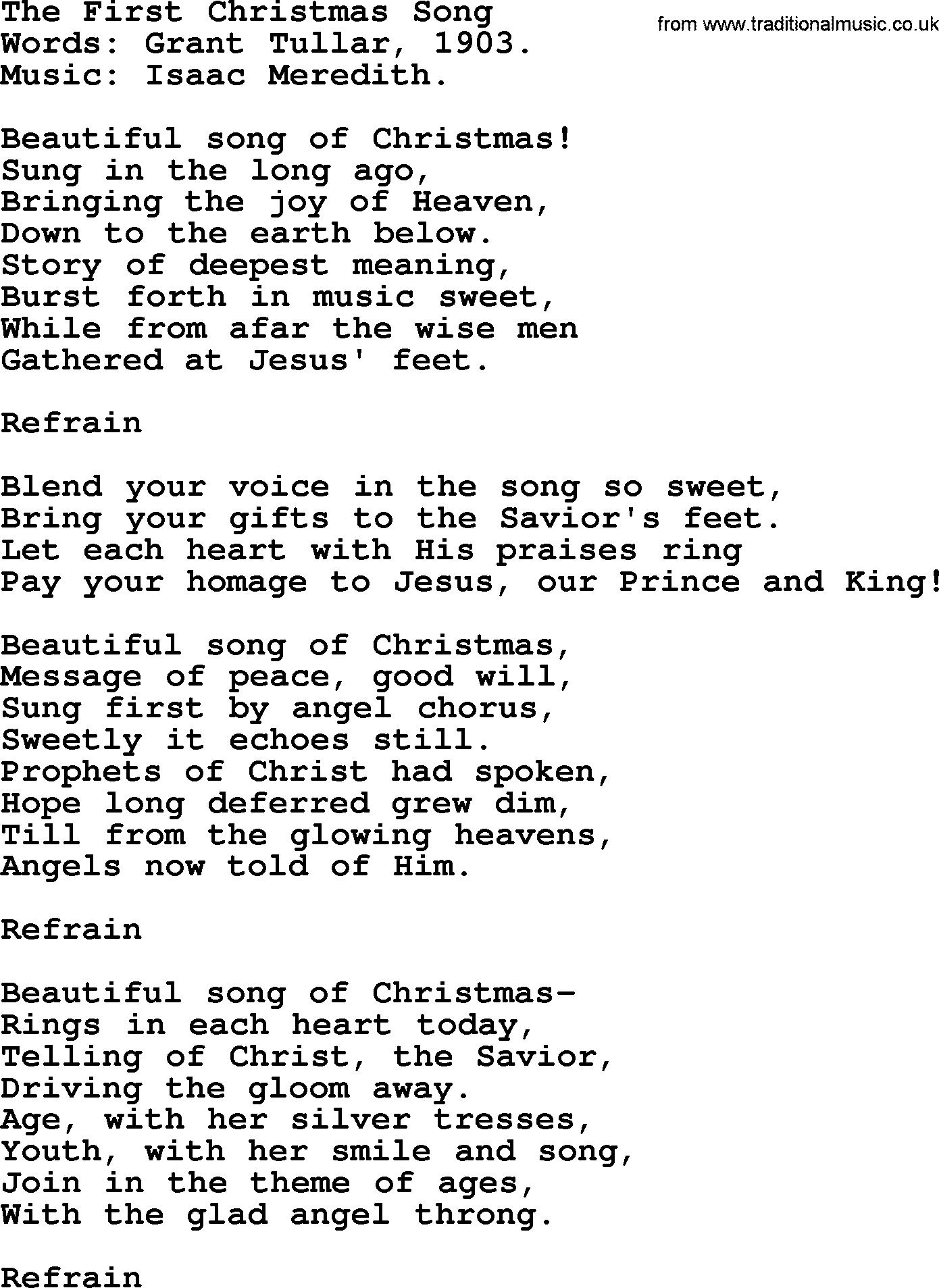 Download Christmas Songs The First Noel - Lagu 24