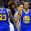 Finals Buzz: Steph Curry takes step forward on defense for Warriors