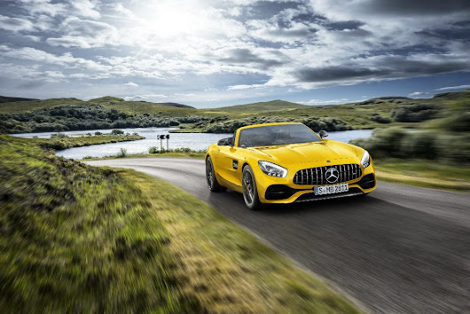 2019 Mercedes AMG GT S Roadster: Ragtop Middle Child Debuts With 515 Horsepower