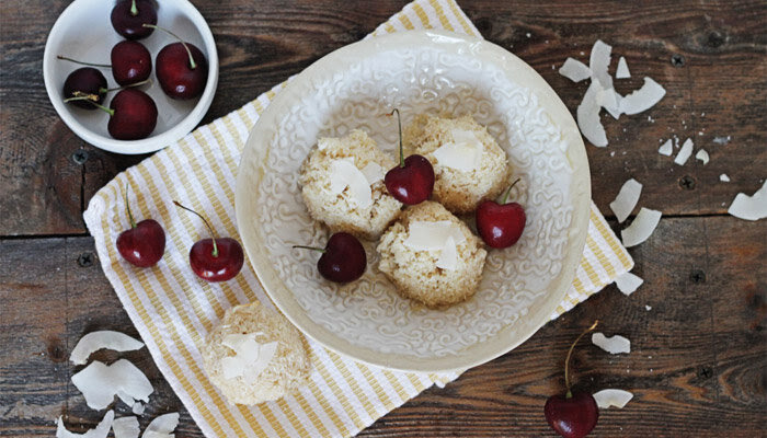 Vegan Coconut Macaroon Recipe