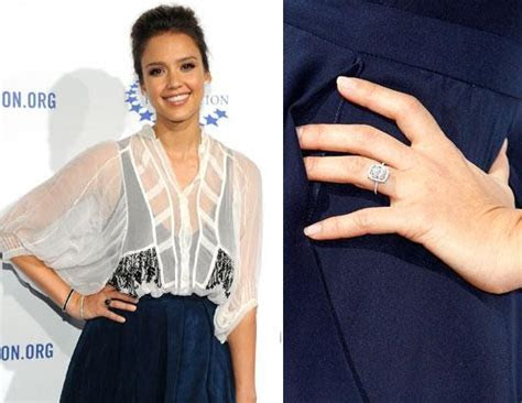 Jessica Alba Picture   Hollywood's Biggest Engagement