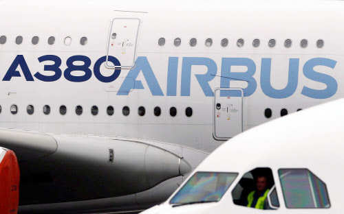 Government finally allows foreign airlines to fly Airbus A-380 to India - The Times of India