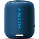 Sony - SRS-XB12 Portable Bluetooth Speaker - Blue