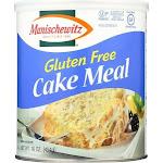 Manischewitz 270895 16 oz Cake Meal Gluten Free - Pack of 12