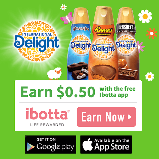 Cash Back. International Delight® REESE'S® Peanut Butter Cup and ...