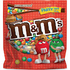 M & M Chocolate Candies, Peanut Butter, Party Size - 38.0 oz
