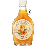 Ginger People: Organic Ginger Syrup, 8 Oz