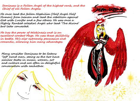 semiazas fallen nephilim  cartoonaholic  deviantart