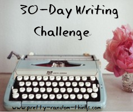 I (Finally…) Finished The 30 Day Writing Challenge. Here's What I Learned.