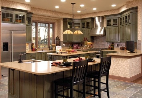 What's Hot Kitchen Design for 2013