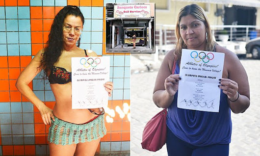 Prostitutes in Rio de Janeiro offer 'sex sale' for Olympic Games