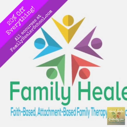 Black Friday / Cyber Monday Sale on FamilyHealerSchool