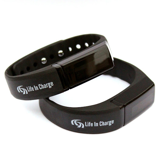 Introducing the Incredible New JoyBand Pedometer! - Life In Charge