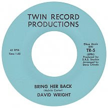 45cat David Wright Bring Her Back Put Your Trust In Me Twin