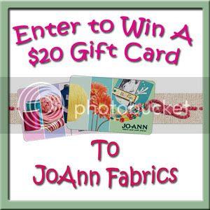 Tampa Bay Crochet $20 JoAnn Fabrics Gift Card Giveaway