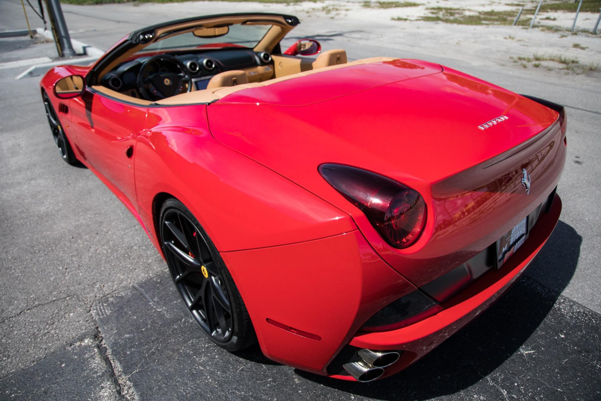 Used 2010 Ferrari California For Sale ($104,900)   Marino ...