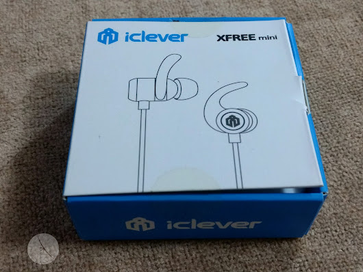 iClever's XFree Bluetooth earbuds - DroidHorizon