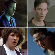 Vulture's Complete Field Guide to the Facial Expressions of Keanu Reeves
