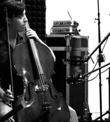 Kate on Cello 2