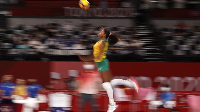 В МОК воздержались от комментариев относительно допинга у бразильской волейболистки