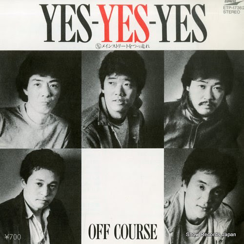 OFF COURSE yes-yes-yes