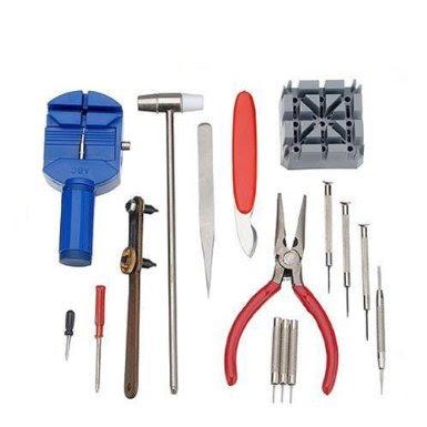 時計工具セット/腕時計用工具16点セット AC-W-KG16