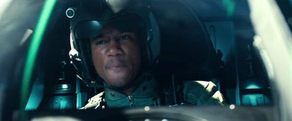 Jessie Usher plays Dylan Hiller in INDEPENDENCE DAY: RESURGENCE.