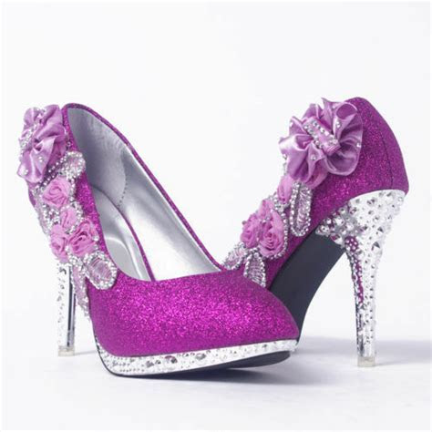 Wedding Shoes   Bride / Bridal / Bridesmaid / Prom / Shoes