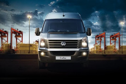 Optimise your business with the VW Crafter Panel Van - Truck & Trailer Blog