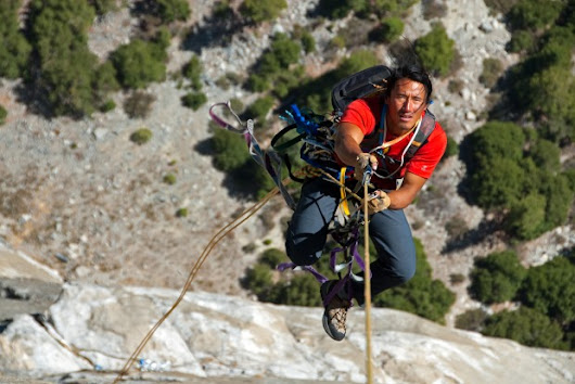 Photos from the Edge: How Adventurer Jimmy Chin Makes a Life & Living with His Camera | Chase Jarvis Photography
