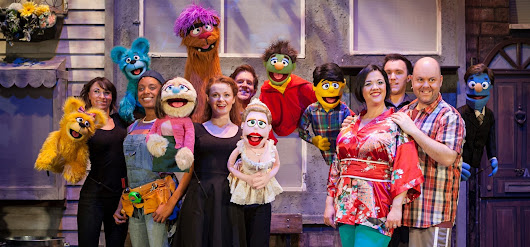 Ginger Hibiscus | News from Ginger Hibiscus | Avenue Q Tour Announced for 2015/2016