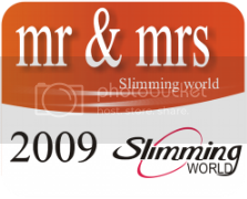 Slimming World Mr & Mrs 2009