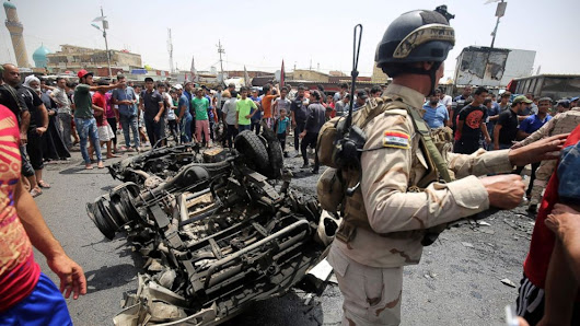 Bombs Rock Baghdad in Deadliest Day of Violence This Year, Killing 93 - ABC News