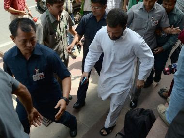 File image of former Congress chief Rahul Gandhi. Getty Images