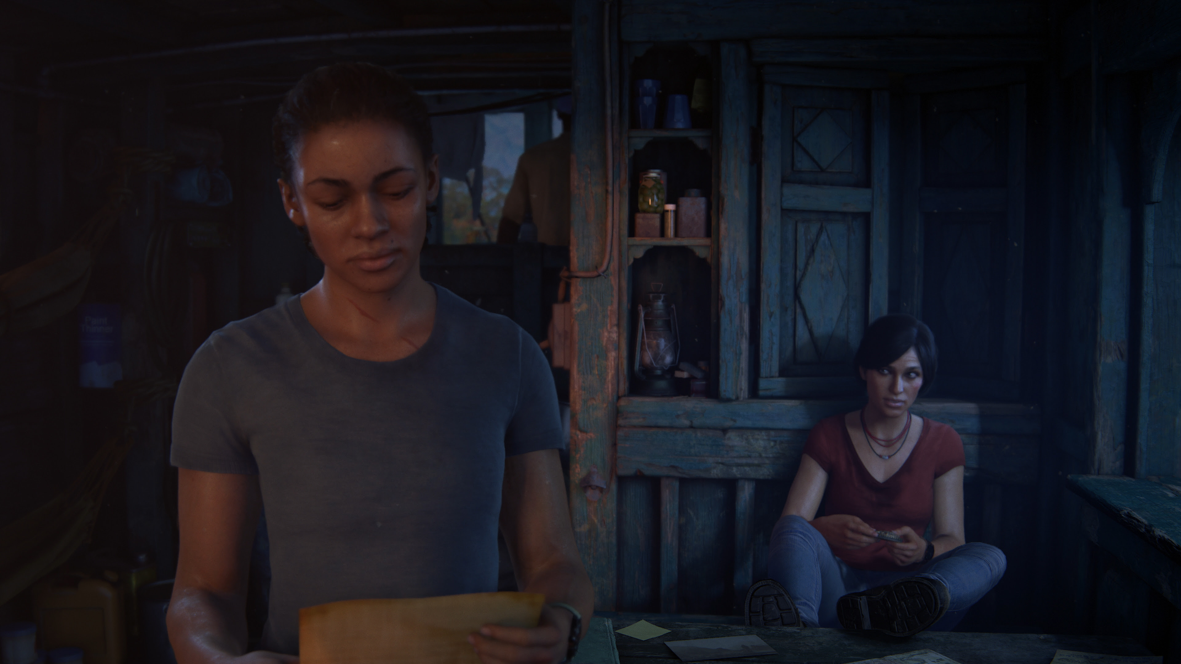 Uncharted: The Lost Legacy has to deliver with its story screenshot