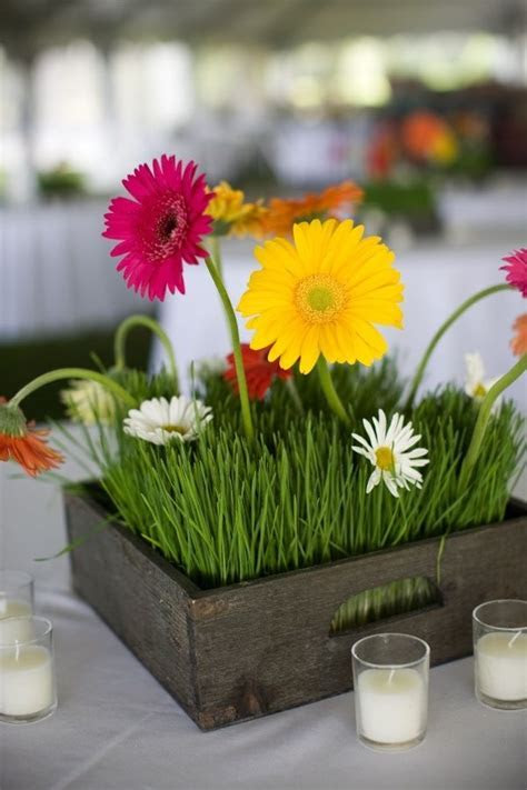 99 best images about Centerpieces on Pinterest   Blue