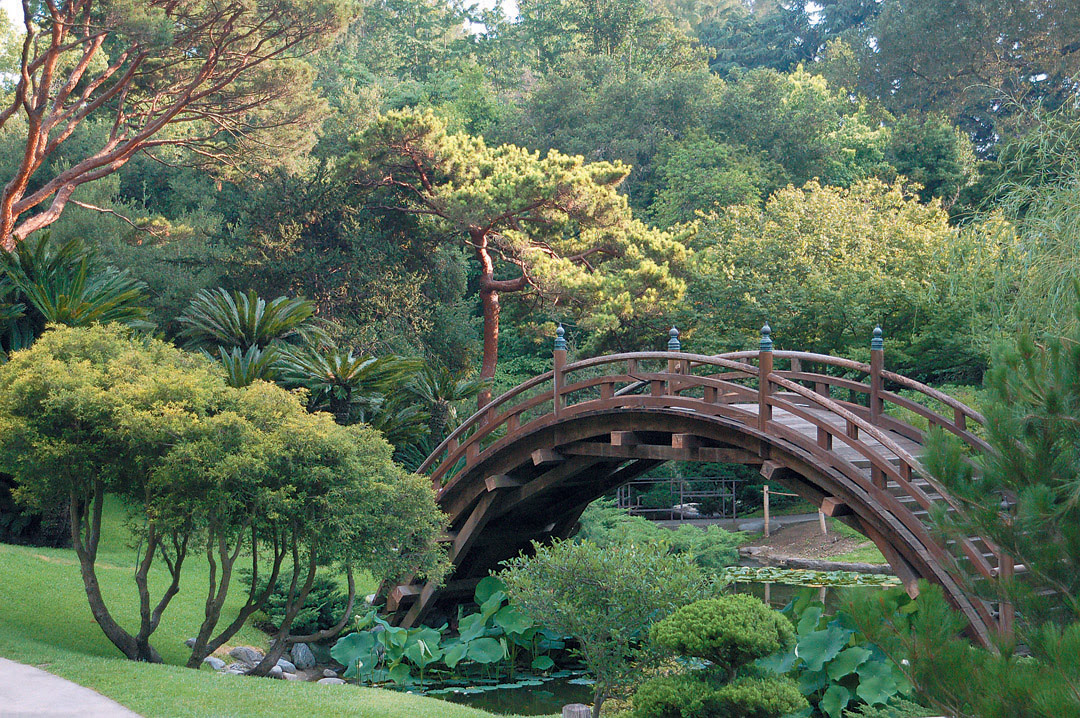 Pacific Horticulture Society California Japanese Style Gardens