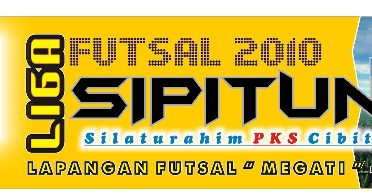 25+ Desain Spanduk Futsal Cdr