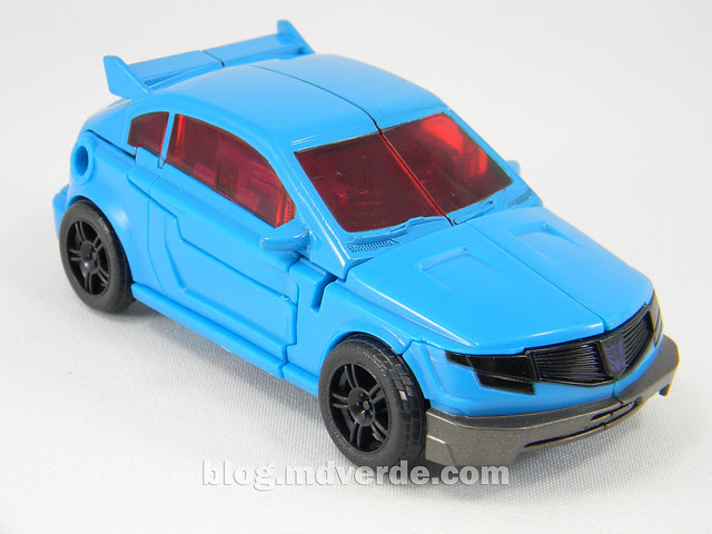 Transformers Rumble - Prime RID - modo alterno