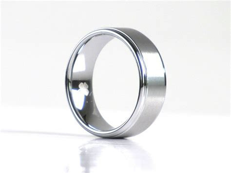 """Smith"" Men's Tungsten Carbide Wedding Band   FREE"