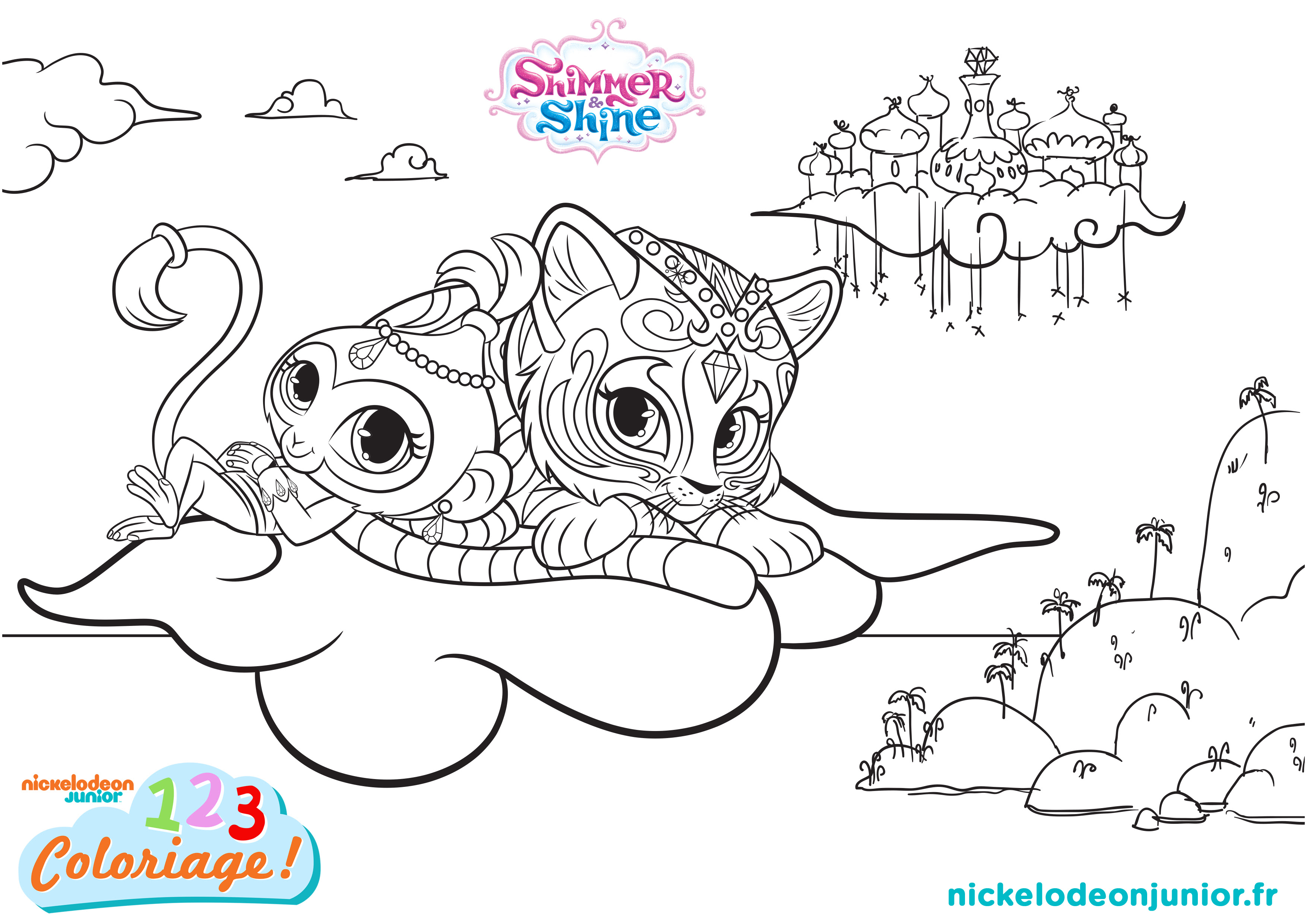 04 123 coloriage shimmer