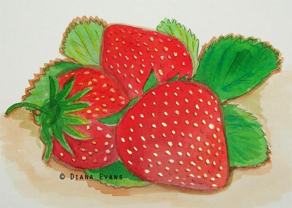 strawberries 9